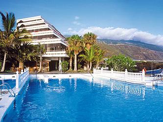 Sol la palma aparthotel puerto naos royal la palma - Sol la palma puerto naos ...
